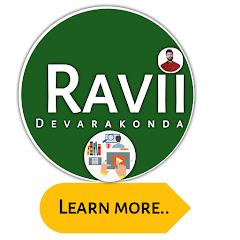 Ravii Devarakonda