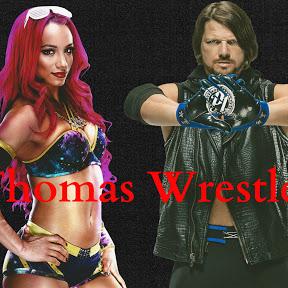 thomas wrestler