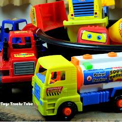 Toys Trucks Tube