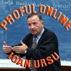 prof. Ioan URSU