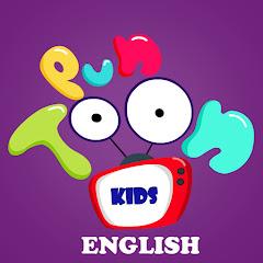 PunToon Kids - English