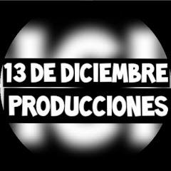 13 De Diciembre Producciones