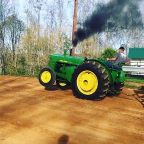John Deere farmer 6410