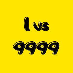 1 vs 9999