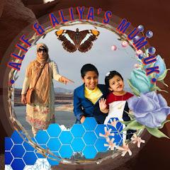 Alif &Aliya's mum Uk