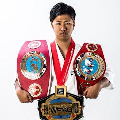 福地勇人Yuto Fukuchi空手世界チャンピオン