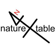 nature table 【 ネイチャーテーブル 】