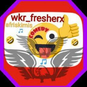 wkr fresherx comedy