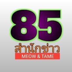 สํานักข่าว85 Meow & Tame