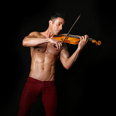 The Shirtless Violinist
