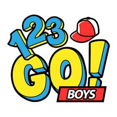 123 GO! BOYS Spanish
