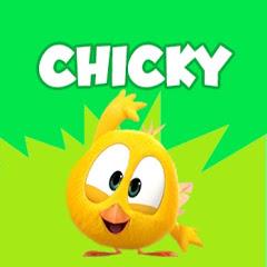 Onde Está Chicky? - Desenho Animado em português