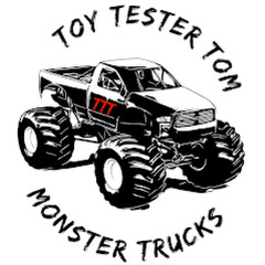 Toy Tester Tom Monster Trucks