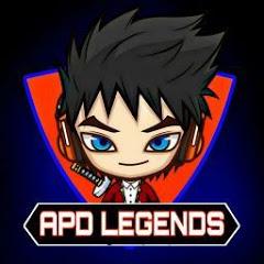 Apd free fire legends