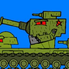 Арбуз мультик про танки