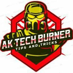 AK TECH BURNER