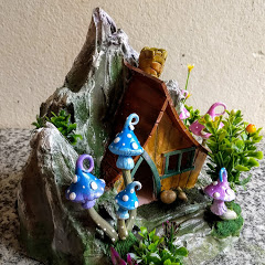 Jardim Secreto das Fadas