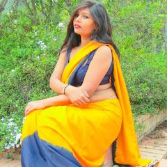 Saree Lover Pinki Tiwari