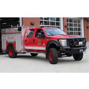 BC Fire Trucks