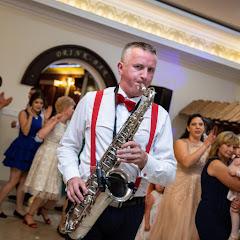 Accordion and Saxophone music