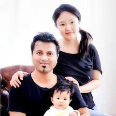 中印小家庭