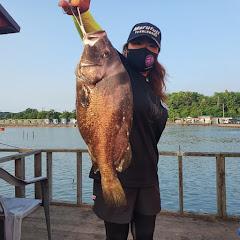 하룽이일상 Fishing