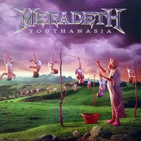 Megadeth Up