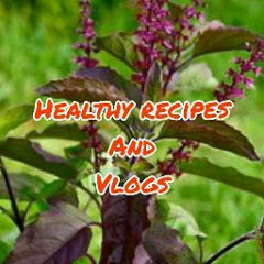 Healthy recipes and vlogs