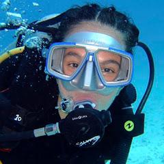 Bikini Diving and Gourmet 比基尼美女潜水与美食