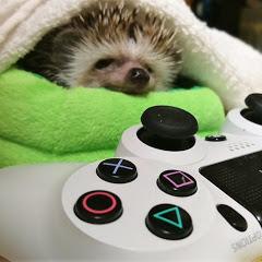 暇な武士Free Samurai, Hedgehogs and Owls
