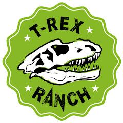 Parque de T-Rex - Dinosaurios para niños