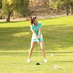 Golf with Aimee