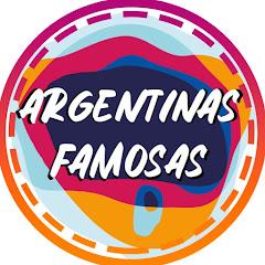 ARGENTINAS FAMOSAS