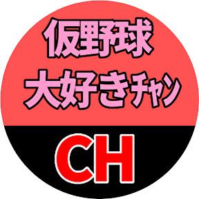 仮野球大好きちゃんch /enjoy baseball