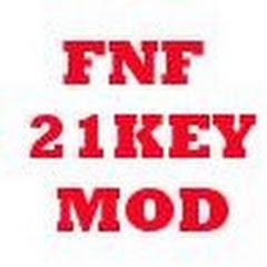 FNF 21KEY MOD