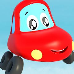 Little Red Car - Nursery Rhymes & Kids Songs