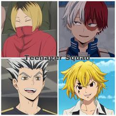 Teenager Squad