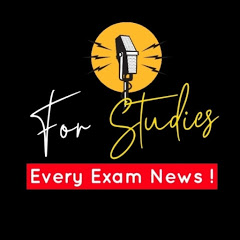For STUDIES