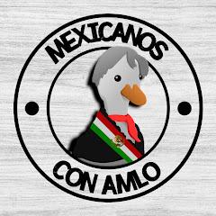 Mexicanos con AMLO