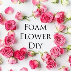 Foam Flower DIY