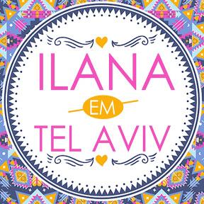 Ilana em Tel Aviv - Israel