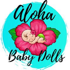 Aloha Baby Dolls