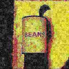 deep fried beans