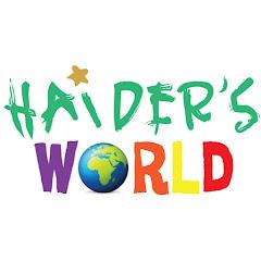 Haider's World