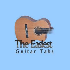 The Easiest Guitar Tabs