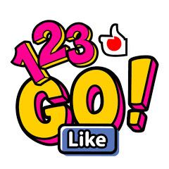 123 GO LIKE! Japanese