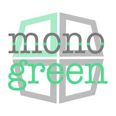 mono green/モノグリーン