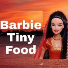 Barbie Tiny Food