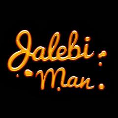 Jalebi Man Cooking
