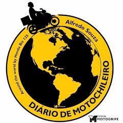 Diário de Motochileiro por Alfredo Souza